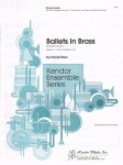 Ballets in Brass (Six Short Dances) - Brass Sextet