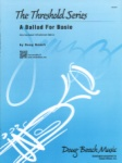 Ballad for Basie - Jazz Ensemble