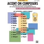 Accent on Composers - Book and Enhanced CD