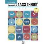 Alfred's Essentials of Jazz Theory - Book 2 & CD