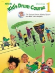 Alfred's Kid's Drum Course 1: Book/CD