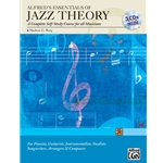 Alfred's Essentials of Jazz Theory - Self Study Book with 3 CDs