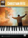 40 Sheet Music Bestsellers: Christian Hits - PVG Songbook