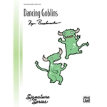 Dancing Goblins - Halloween Piano Teaching Piece
