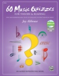 60 Music Quizzes - Book and Data CD