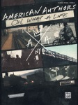 American Authors: Oh, What a Life - PVG Songbook