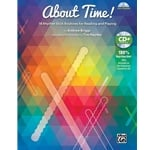 About Time! 18 Rhythm Stick Routines for Reading and Playing - Book/CD