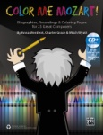 Color Me Mozart! (Bk/CD) - Classroom Resource