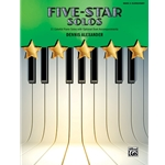 5-Star Solos, Book 2 - Piano