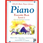 Alfred's Basic Piano Course: Ensemble, Book 2