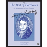 Best of Beethoven for String Quartet or String Orchestra - Cello Part