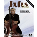 Rufus Reid Bass Lines - from Aebersold Vol 1 & 3