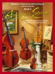 Artistry in Strings Book 2 Book Only - Cello