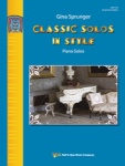 Classic Solos in Style - Piano