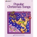 Bastien Popular Christmas Songs, Level 1 - Piano