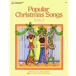 Bastien Popular Christmas Songs, Level 4 - Piano