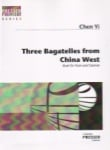 3 Bagatelles from China West - Flute and Clarinet