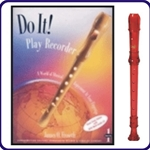 Red Cantos Recorder & Do It Recorder Book/CD