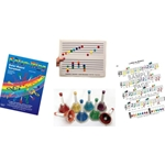 KidsPlay Combined Bells Color Coded Fun Package Deal