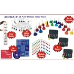 20 Note KidsPlay Handbell Set Deluxe Value Package