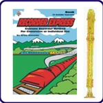 Gold Candy Apple Recorder & Recorder Express Book