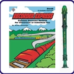 Green Candy Apple Recorder & Recorder Express Book