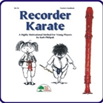 Red Candy Apple Recorder & Recorder Karate Book