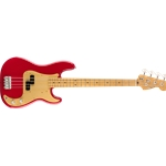 Vintera '50s Precision Bass, Maple Fingerboard, Dakota Red