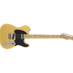 American Vintage '52 Telecaster, Maple Fingerboard, Butterscotch Blonde, with Hardshell Case
