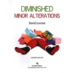 Diminished Minor Alterations: Christmas through the Looking Glass - Concert Band