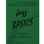 Jazz Basics, Vol. 2: Approach Notes - Trumpet (or Treble Clef Instrument)