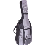 Tonareli Bass Bag (Case) 3/4 Black/Grey