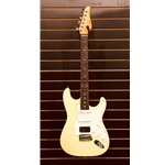 Classic S Antique, Vintage Yellow, Indian Rosewood fingerboard, HSS, SSCII, w/ Suhr Deluxe Gigbag