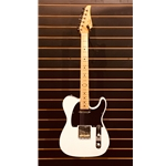 Classic T Antique, Trans White, Swamp Ash, Maple fingerboard, SS, SSCII, w/ Suhr Deluxe Gigbag