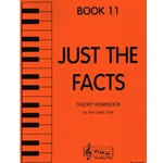 Just the Facts, Book 11- Theory Workbook