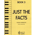 Just the Facts, Book 3 - Theory Workbook