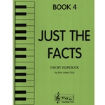Just the Facts Book 4 - Theory Workbook
