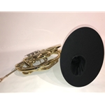"AxMasks™ 12""French Horn Bell Cover with Right Inverted Glove"