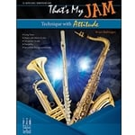 That's My Jam - Alto Sax/Baritone Sax