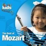 "Classical Kids ""Best of Mozart"" CD"