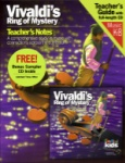 Classical Kids - Vivaldi's Ring of Mystery - Book & CD