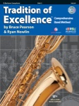 Tradition of Excellence Book 2 - Baritone Saxophone