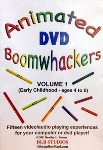 Animated Boomwhackers DVD, Volume 1