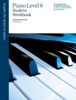 Celebration Series Perspectives Student Workbook 6 - Piano