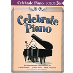 Celebrate Piano! Solos 3 and 4