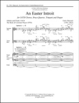 Easter Introit - SATB