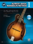 Alfred's Basic Mandolin Method 1 - Book Only