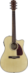 Fender CD-140SCE, Natural, Acoustic-Electric Guitar, No Case