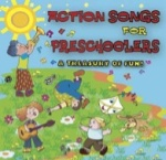 Action Songs for Preschoolers (CD)