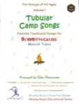 Tubular Camp Songs Book & CD - Boomwhackers